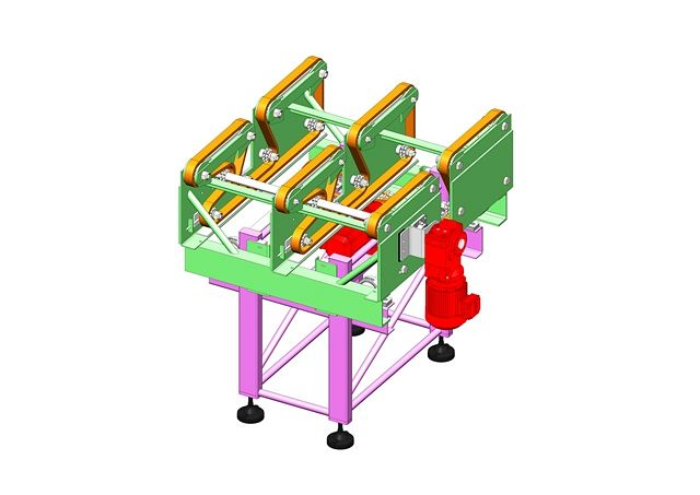 Special Purpose Machine Design